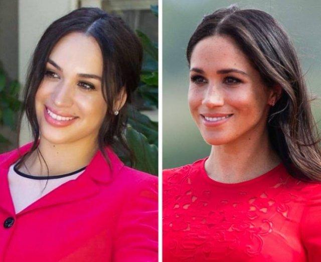 Celebrity Doppelgangers, part 3