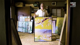 Microsoft Excel Paintings By Tatsuo Horiuchi