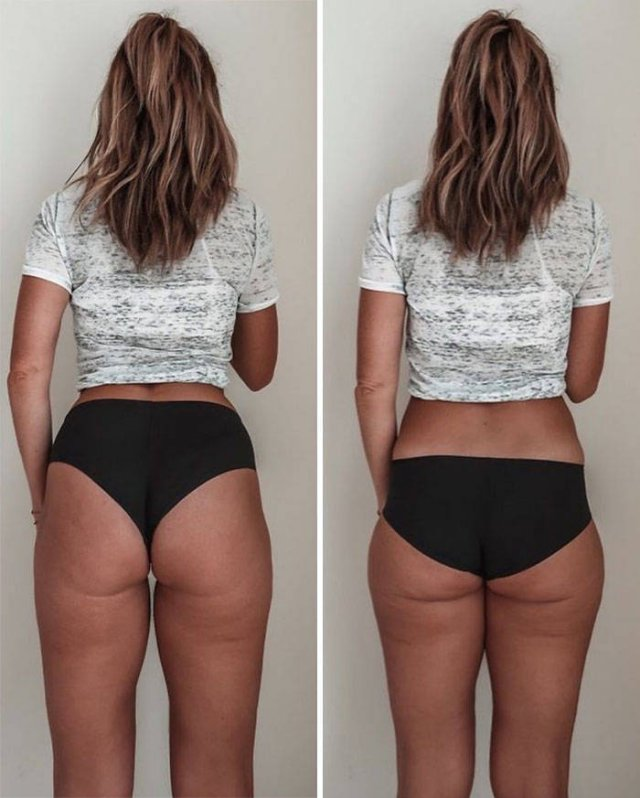 33-Year-Old Woman Shows Reality Behind Instagram Pictures