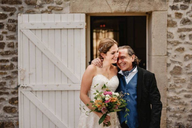 Photos Of Fathers And Their Daughters At Weddings