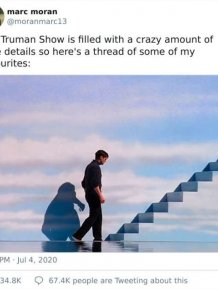 'The Truman Show' Hidden Details