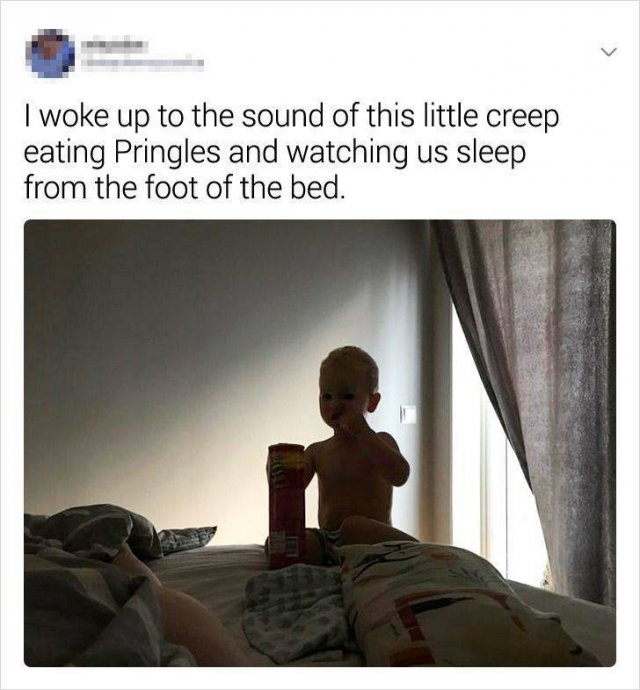 Living With Children, part 9