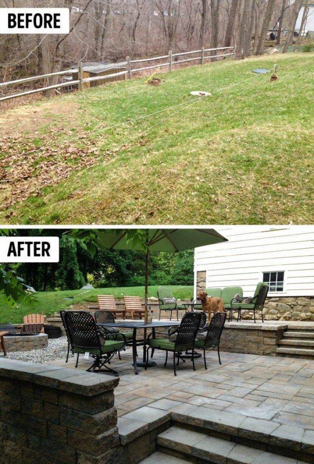 Amazing Yard Transformations