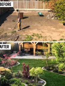 Amazing Yard Transformations