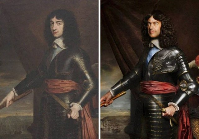 Historical Figures And Their Direct Descendants
