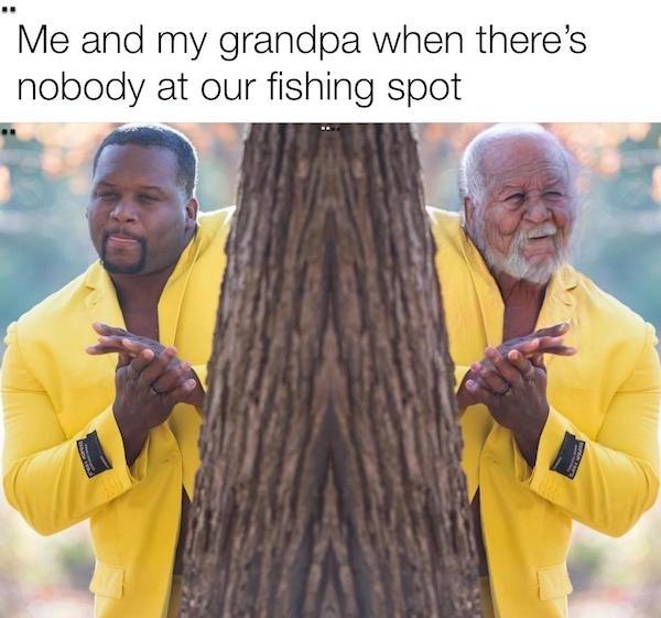 Fishing Memes, part 3