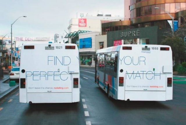 Bus Advertising