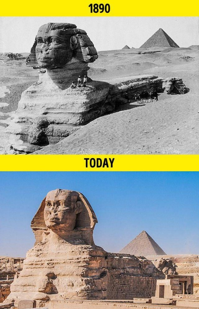 How World Changed Over 100 Years