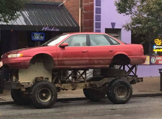 Weird Cars, part 4