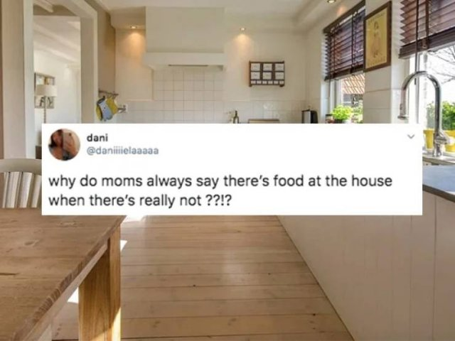 All Moms Do These Things