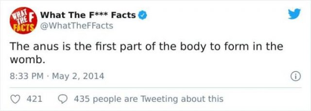 Facts You Can Learn From Twitter