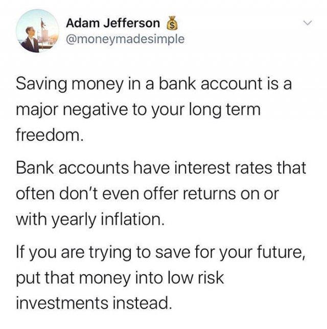 Good Financial Advices