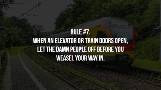 Life Has It's Rules