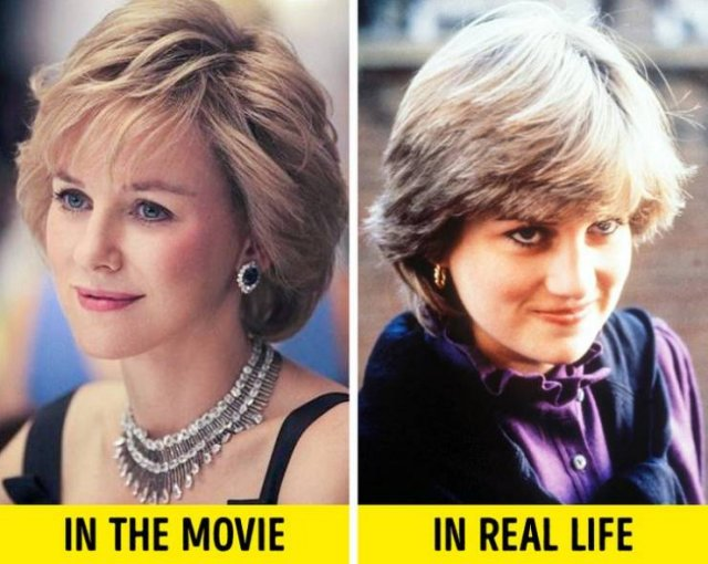 How Royals Look In Movies And TV Shows And In Real Life