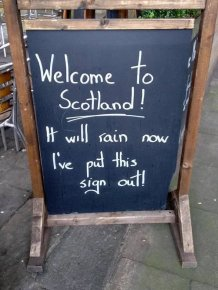 Only In Scotland