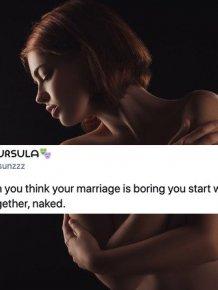 Marriage Tweets