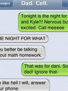 Awkward Text Messages