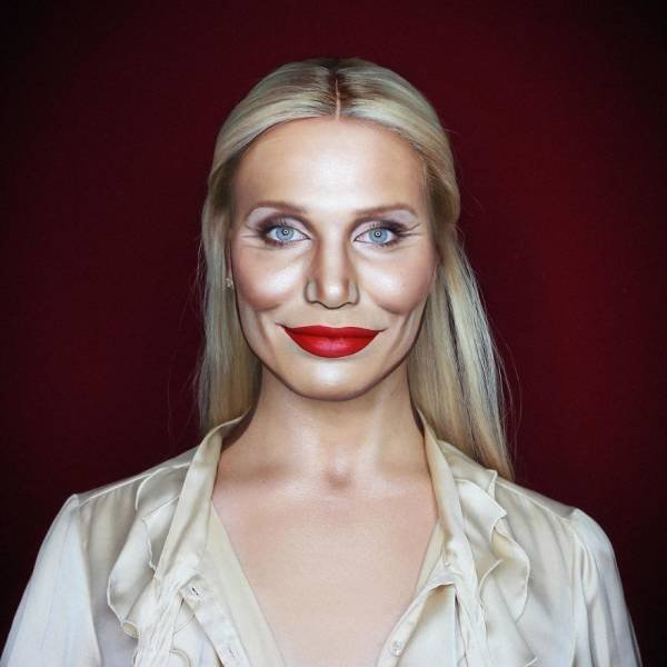 Makeup Transformations By Alexis Stone