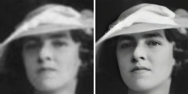 Online Tool That Restores Old Photos