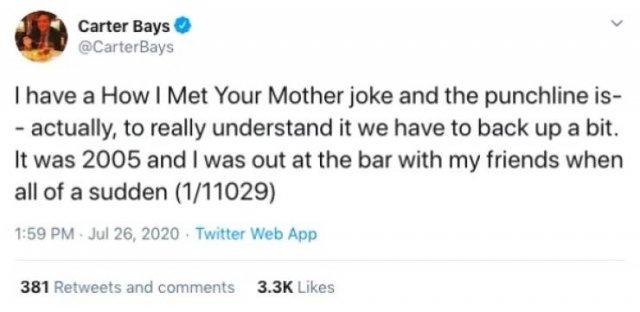 People Have A Joke