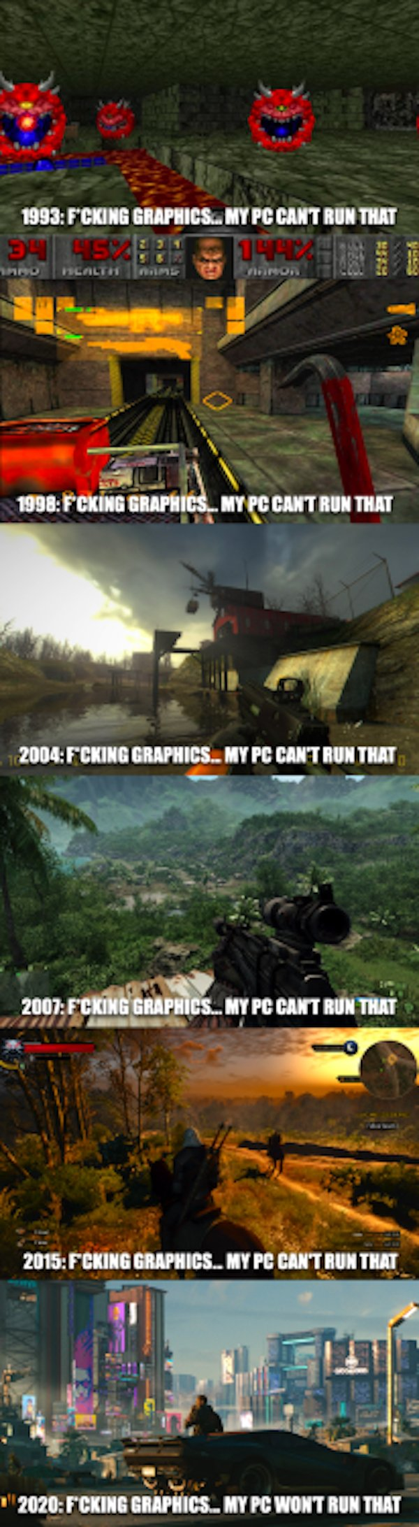 Pictures And Memes For Gamers