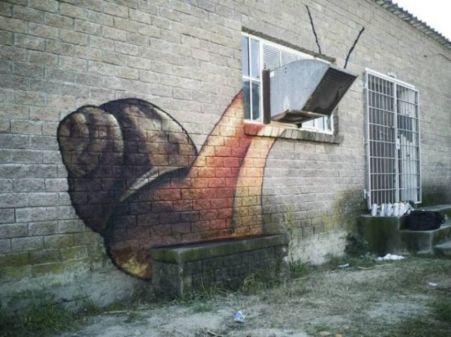 Amazing Graffiti By Falco One