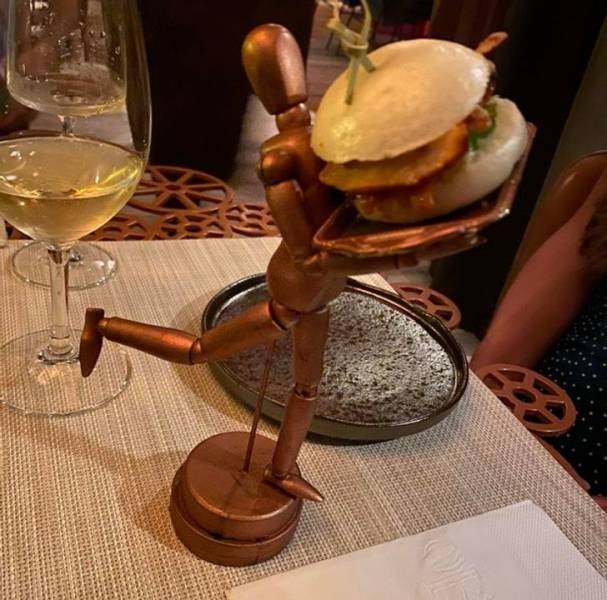 Weird Ways Restaurants Serve Food