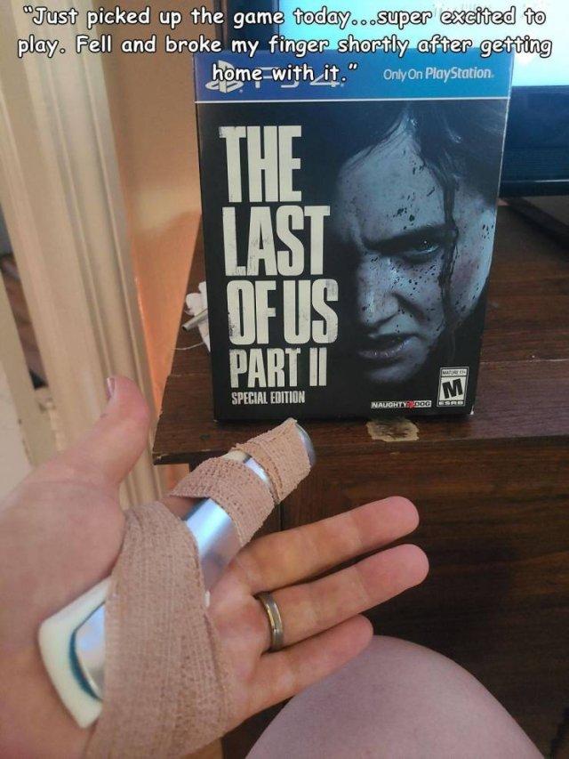 Bad Days Happen, part 46