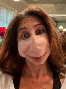 Custom Face Masks Fails