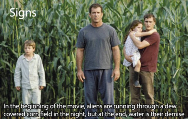 Plot Holes In Movies