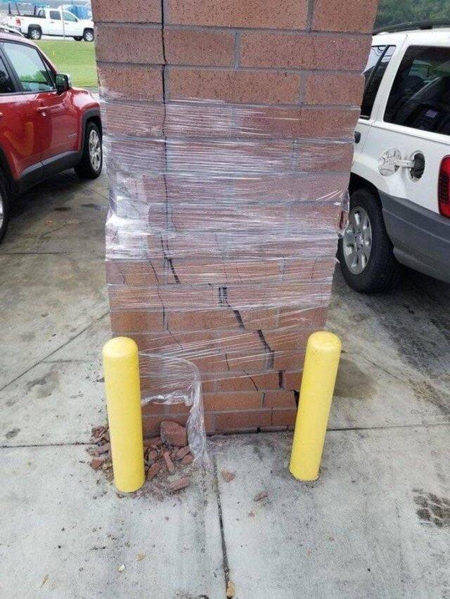 Renovation Fails