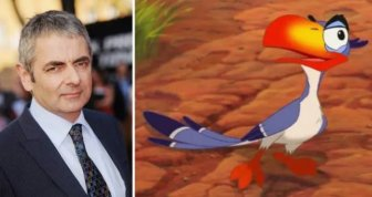Celebrities Who Voiced Disney Characters