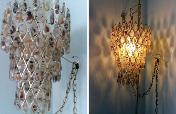 Amazing Lamps From Thrift Stores