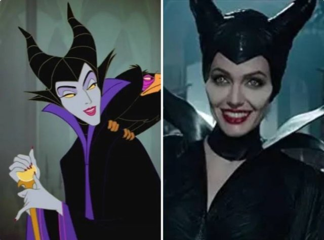 Live-Action Remakes Of Animated Films