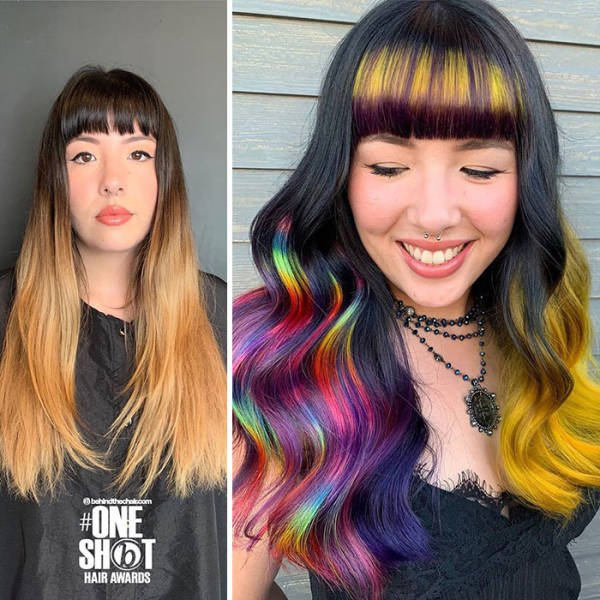 Great Hair Transformations