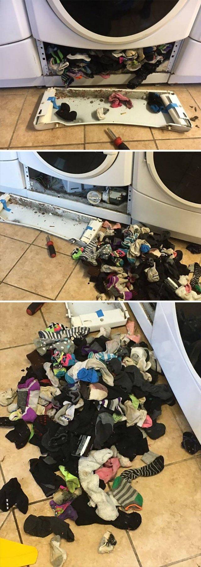 Laundry Fails
