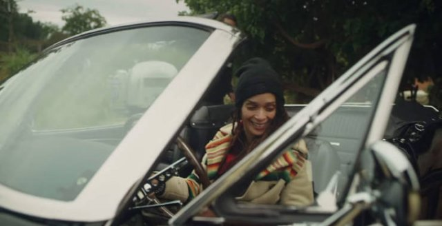 Jason Momoa Restored His Wife's 1965 Mustang