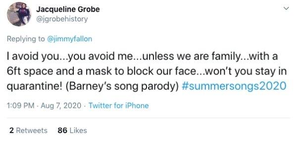 Summer Songs 2020, part 2020