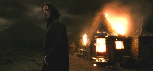 Small Details That Prove Severus Snape Was A Great Person
