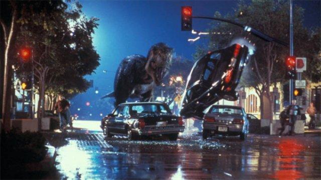 'Jurassic Park' Movies Details