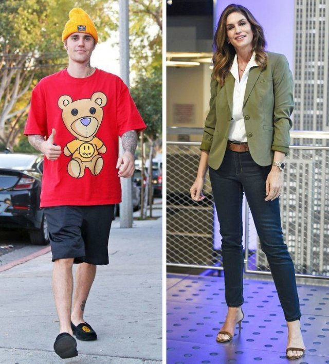 Celebrities And Their Height