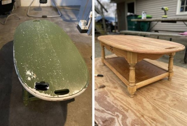 Things That Were Turned Into Furniture