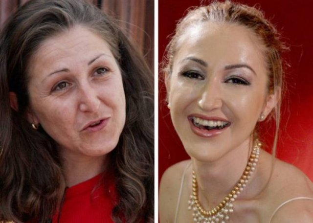 Women On Transformation Shows