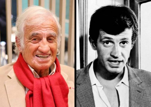 Actors: At The Young Age And Now