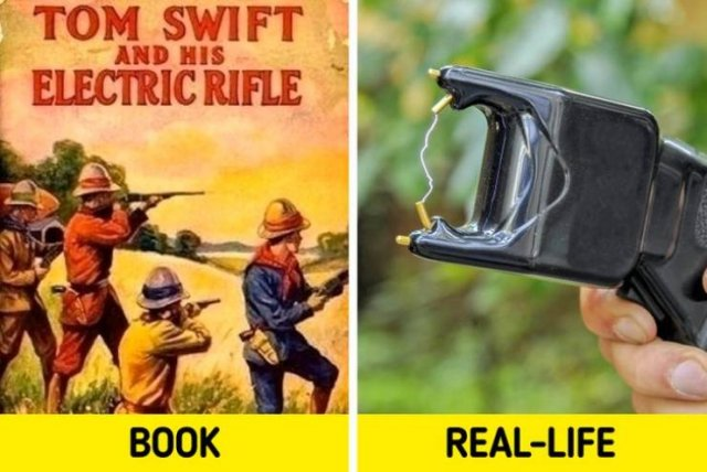 Fictional Inventions That Became Our Reality