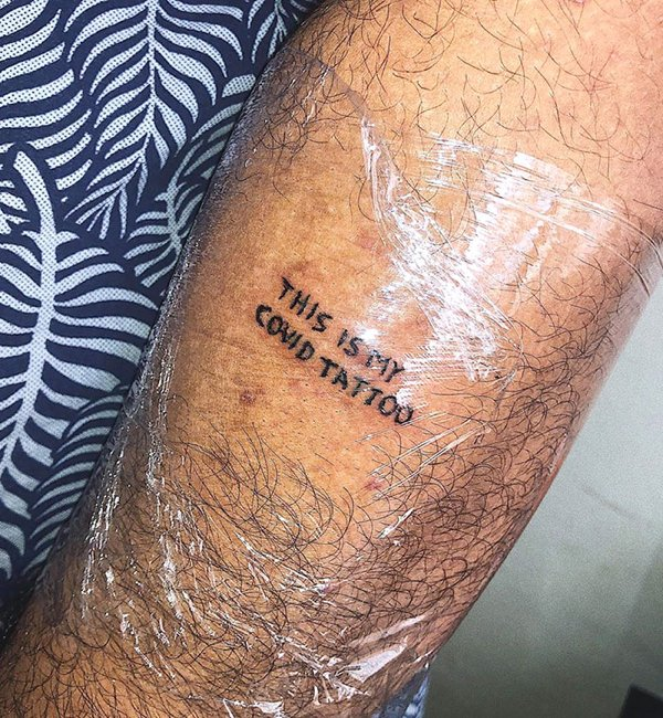 Quarantine Tattoos