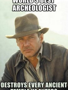 'Indiana Jones' Memes