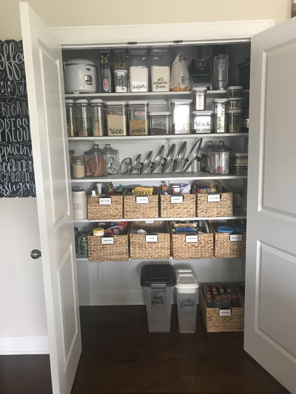 When Everything's Organized