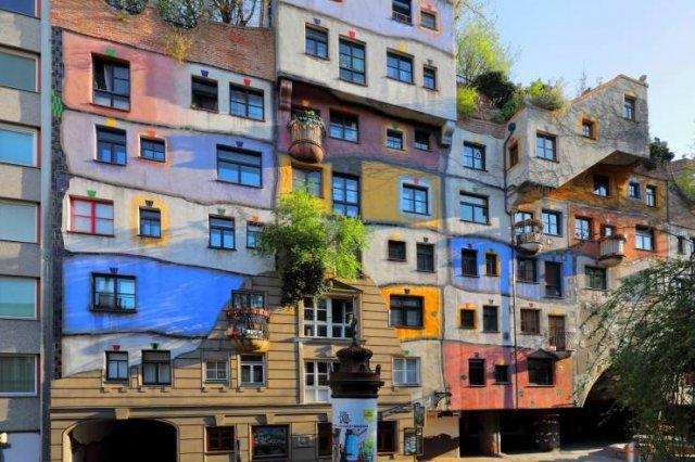Buildings With Secrets
