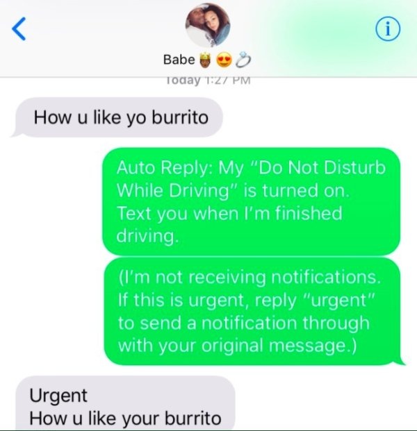 Husband Texts